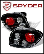 Spyder Automotive Black Euro Style Tail Lights for 2000-2002 Hyundai Tiburon