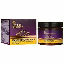Desert Essence Revitalizing Oils Moisturizer 2 FL Oz Cream