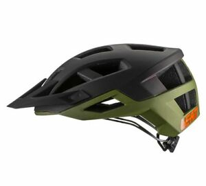 New 2020 Leatt DBX 2.0 Forest Large 59-63 CM Mountain Bike Helmet