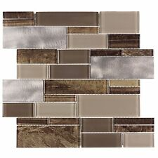 Kitchen Metal Wall Tiles Tiles Ebay