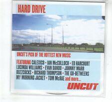 (GR268) Hard Drive, 18 tracks various artists - 2003 Uncut CD