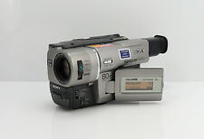 SONY HANDYCAM CCD-TRV48E CAMCORDER HI-8 VIDEO8 XR VIDEO CAMERA ANALOGUE 8MM