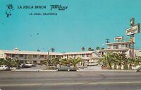 (R)   La Jolla, CA - La Jolla Beach TraveLodge - Exterior and Signage - Street