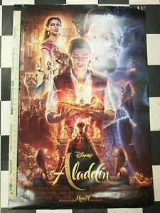 Disney Aladdin Movie Poster 2019 -Will Smith- (27x40) Original