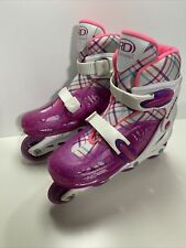 Roller Derby Harmony in line roller blade skates girl youth size 3-6
