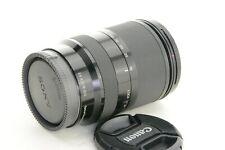 Sony E 18-200 mm F/3.5-6.3 OSS LE (sel-18200le) Noir