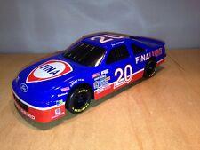 FINA LUBE - JOE RUTTMAN #20 - FORD THUNDERBIRD NASCAR - DIE CAST BANK (00330)