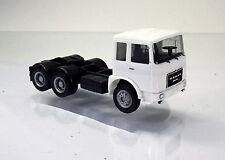 Herpa LKW 305532  Roman Diesel 6x4 Solo-Zugmaschine - weiß / white