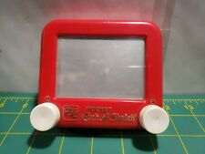 Ohio Art Pocket Etch A Sketch Vintage Great Condition Free Shipping