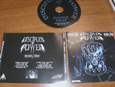 "DISCIPLES OF POWER "" POWEWR TRAP "" 1989  CD !"