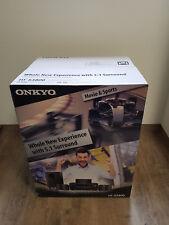 Onkyo Ht-s3800b Heimkino-receiver-system schwarz