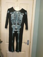 Skeleton Outfit Age Approximately 6-7 Years