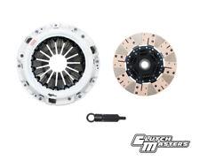 Clutchmasters FX400 13-17 Chevy Cadillac Camaro ATS 2.0L HD 8-Puck Ceramic Disc
