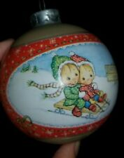 Hallmark 1980 Keepsake Betsey Clark Christmas Ornament Tree Trimmer Collection