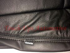 2010 2011 2012 2013 GMC Crew Cab Katzkin Black Leather Kit Sierra NEW Ebony