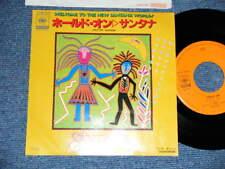"SANTANA Japan 1982 NM 7""45 HOLD ON 07SP 646"
