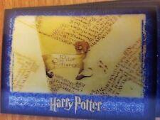 Artbox Harry Potter 3D  Series 1 #38 Marauder's Map