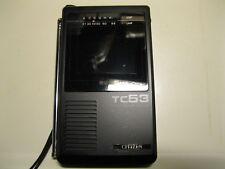 TV Pocket Vintage Citizen TC53-1 - SPEDIZIONE GRATUITA!!!