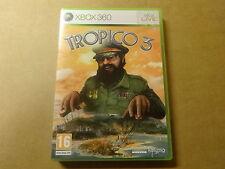 XBOX 360 GAME / TROPICO 3
