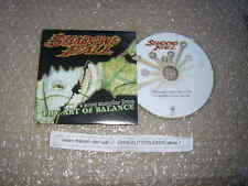 CD Metal Shadows Fall - The Art Of Balance (2 Song) Promo CENTURY MEDIA