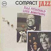 Compact Jazz (Ella Fitzgerald/Louis Armstrong) - Music CD - Ella Fitzgerald -  1