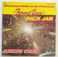 "7"" Jonzun Crew Pack Jam Soundtrack Formel Eins  Metronome 1983"