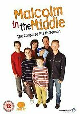 Malcolm in The Middle The Complete Series 5 - DVD Region 2 Shipp
