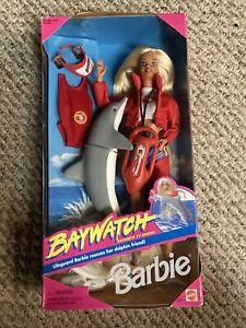 Baywatch Barbie 1994 Doll