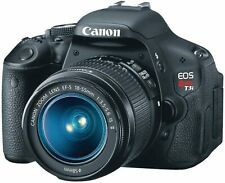 "Canon EOS Rebel T3i DSLR Camera 18-55mm Lens 5169B003: 18MP, FHD Video, 3"" LCD"