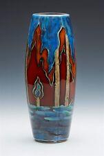 Anita Harris carltonware Pottery FLAMBE TRIAL VASO 20 c.