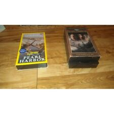 Pearl Harbor (VHS, 2001, 2-Tape Set, Pan  Scan 60th Anniversary Commemorative...