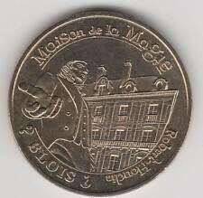 -- 2004 COIN MEDAILLE JETON MONNAIE DE PARIS -- 41 000 BLOIS ROBERT HOUDIN MAGIE