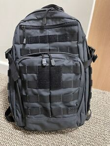 5.11 Tactical Rush 12 Backpack double tap colours & 4 tier system straps