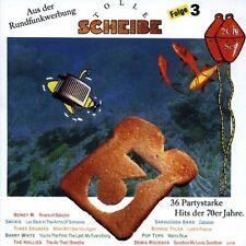 Tolle Scheibe (1993) 3:Boney M., Smokie, Three Degrees, Barry White, Bo.. [2 CD]