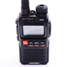Hot BAOFENG UV-3R+ Plus Dual Display Dual Band VHF/UHF 2-Way Radio+Accessories
