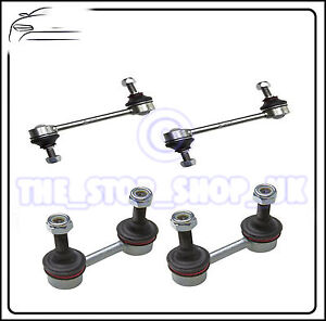 Toyota Corolla 87-95 Front & Rear Anti Roll Bar Drop Link Rods Bars