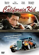 THE CALIFORNIA KID  DVD street custom HOT ROD MOVIE