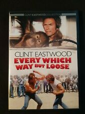 Every Which Way But Loose, Dvd, (Ex)/(Ex)