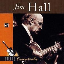 Jim Hall - Ballad Essentials (NEW CD)