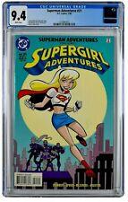 Superman Adventures #21 - 1st Supergirl Adventures - CGC 9.4 - DC Comics - 1998