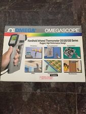 OMEGA Omegascope Handheld Infrared Thermometer OS 520/530 Series FREE Shipping