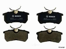 Bosch QuietCast Disc Brake Pad fits 2000-2007 Ford Focus  WD EXPRESS