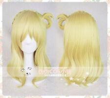 Anime LoveLive!Sunshine!! Ohara Mari Lolita Wig Yellow Short Hair Cosplay Gift