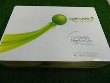 New Optishot 2 Infrared Golf Simulator training aid optishot2
