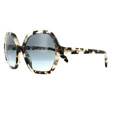 Prada Sunglasses 06SS UAO4R2 Spotted Opal Brown Blue Gradient
