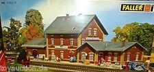 Estación gera-liebschwitz Kit Construcción SIN Construir Faller 110117 H0 1:87