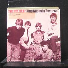 """The Hollies - King Midas In Reverse / Water On The Brain 7"""" VG+ 5-10234 Epic"""