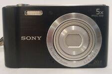 SONY CYBER-SHOT DSC-W800 20.1MP DIGITAL CAMERA
