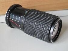 Tokina 80-200mm f/4.5 RMC Manual Focus Telephoto Zoom Lens Contax Yashica Fit
