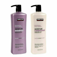 Kirkland Signature Shampoo & Conditioner Professional Salon Formula 1 Ltr Bottle